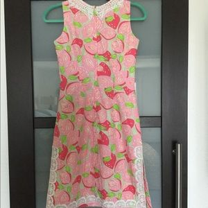 Lilly dress...reposhing because it doesn't fit me